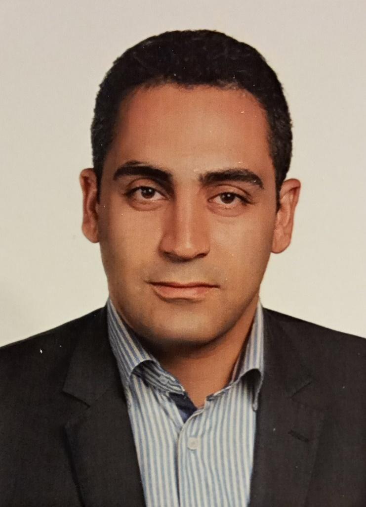 آقای محمودرضا غفرانی